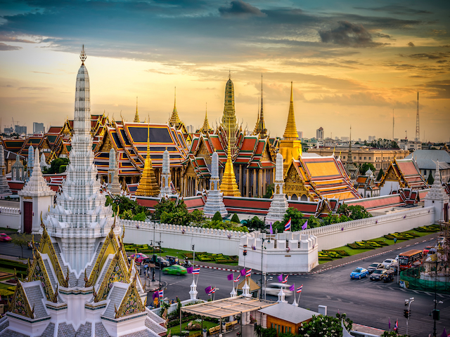 4-Day Welcome to Thailand - Bangkok  Tour Package
