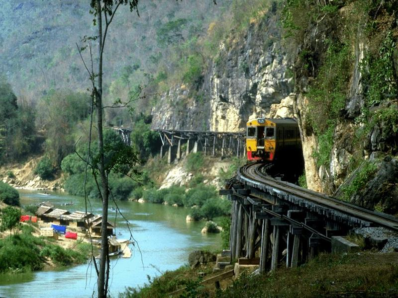 Kanchanaburi Sightseeing Private Tour by Air-con Van from Bangkok - Private Tour