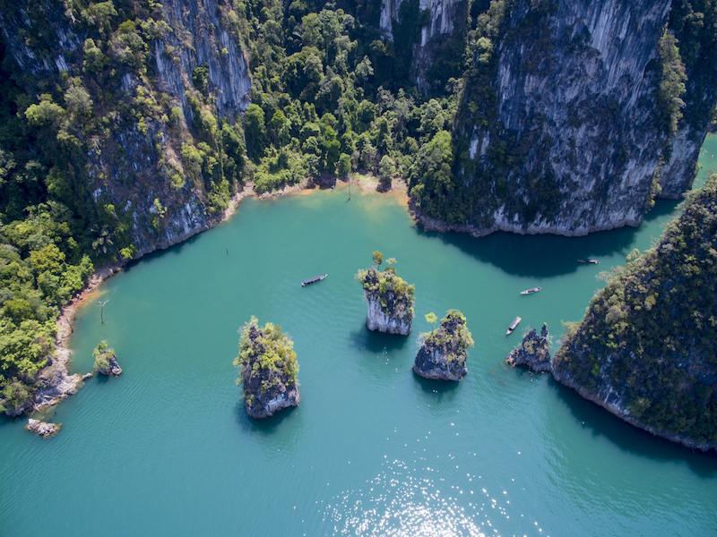 3-Day Khao Sok National Park Sightseeing and Kayaking Tour by Longtail Boat from Krabi - Joint Tour