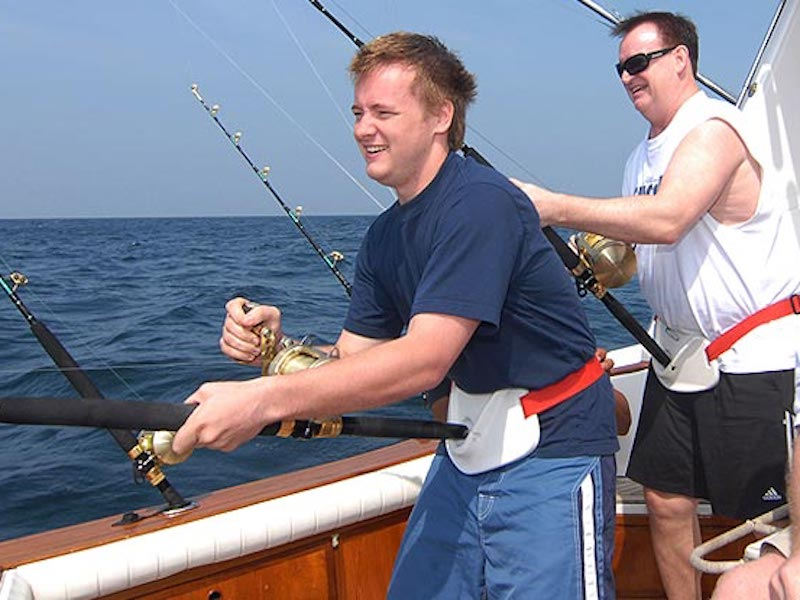 Big Game Deep Sea Fishing from Phuket - Private Tour