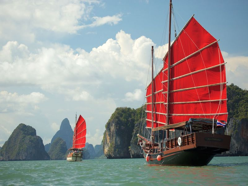 Day Cruise James Bond Island and Phang Nga Bay by June Bahtra from Khao Lak - Joint Tour